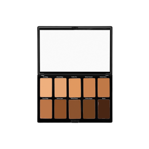 Pro Powder Foundation Palette
