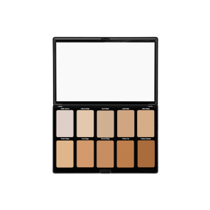 Cream to Powder Palette